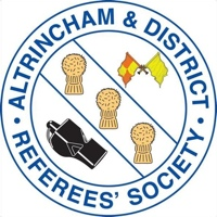 Altrincham & District Referees Society Logo